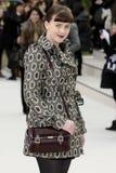 Fashion Show, Alexandra Roach Royalty Free Stock Image