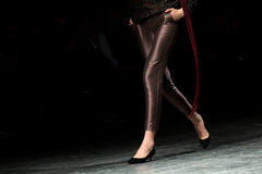 Fashion Show, A Catwalk Event. Runway Show Royalty Free Stock Photo