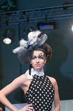Fashion show catwalk Stock Images