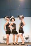 Fashion show catwalk Royalty Free Stock Photo
