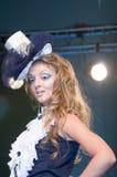 Fashion show catwalk Stock Image