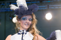 Fashion show catwalk Royalty Free Stock Images