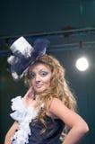 Fashion show catwalk Royalty Free Stock Photos