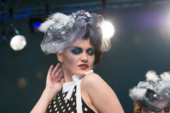 Fashion show catwalk Stock Photos