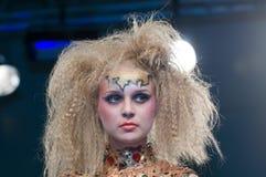 Fashion show catwalk Stock Photography