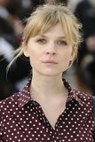 Fashion Show, Clemence Poesy Stock Photos