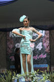 Fashion Show Clothing Designers Student Work Programs Stock Photos