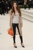 Fashion Show, Jessica Michibata Royalty Free Stock Image