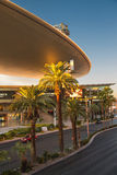 Fashion Show Mall early morning in Las Vegas, Nevada. Royalty Free Stock Images