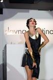 Fashion Show in Serbia. Designer Slavna Martinovic, sponsored by VIP mobile Stock Photo