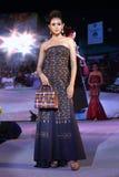 Fashion Show `Silk of Siam` at BiTec exhibition Stock Photo
