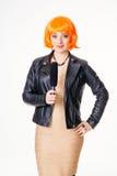 Fashion singer Stock Images