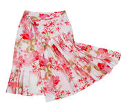 Fashion skirt Stock Photography