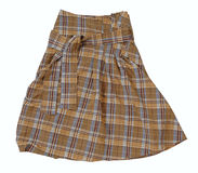 Fashion skirt Royalty Free Stock Photos