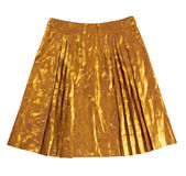 Fashion skirt Royalty Free Stock Images