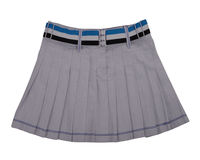 Fashion skirt Stock Images