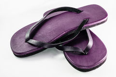 The fashion slipper Royalty Free Stock Photo