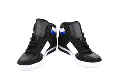 Fashion Sneakers. Stock Images