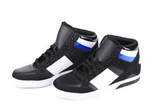 Fashion sneakers. Royalty Free Stock Photography