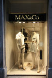 Fashion store - Max & Co Stock Image