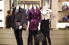 Fashion store royalty free stock photos