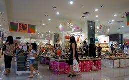 Fashion store Stock Image