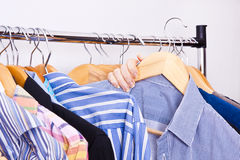 Fashion store Royalty Free Stock Photography