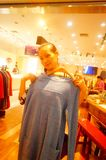 Fashion stores, women are looking for the latest fashions. In Shenzhen, china Stock Photos