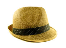 Fashion straw hat Royalty Free Stock Photo