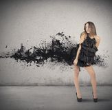 Fashion style Royalty Free Stock Photography