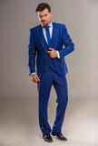 Fashion suit Stock Images