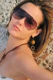 Fashion sunglasses Royalty Free Stock Photography