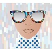 Fashion sunglasses Stock Photo