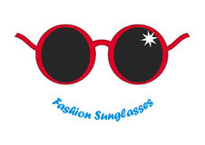 Fashion Sunglasses Stock Photos
