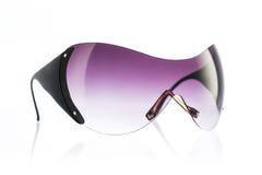 Fashion sunglasses isolated over white background Royalty Free Stock Photos