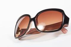 Fashion sunglasses isolated on white Royalty Free Stock Photos