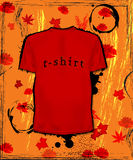Fashion t-shirt royalty free stock photography