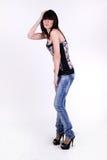 Fashion teen Stock Image
