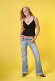 Fashion Teenager Stock Images