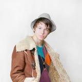 Fashion teenager Stock Photos