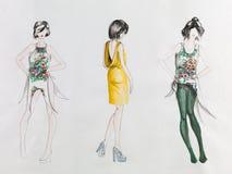 Fashion trend Stock Photos