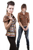 Fashion trends. Stock Images