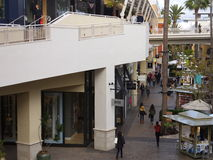 Fashion Valley Mall In San Diego, California Royalty Free Stock Image