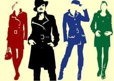 Fashion vector Stock Photo