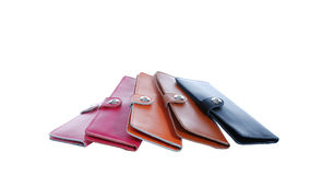 Fashion wallets Royalty Free Stock Images