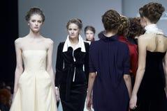 Fashion week Royalty Free Stock Photos
