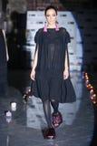 Fashion Week Zagreb : Maja Stamol, Zagreb, Croatia. Stock Photography