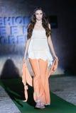 Fashion Week Zagreb : Marija Cvitanovic, Zagreb, Croatia. Stock Photo