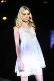 Fashion Week Zagreb : Marija Cvitanovic, Zagreb, Croatia. Stock Image