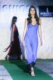 Fashion Week Zagreb : Marija Cvitanovic, Zagreb, Croatia. Royalty Free Stock Photo
